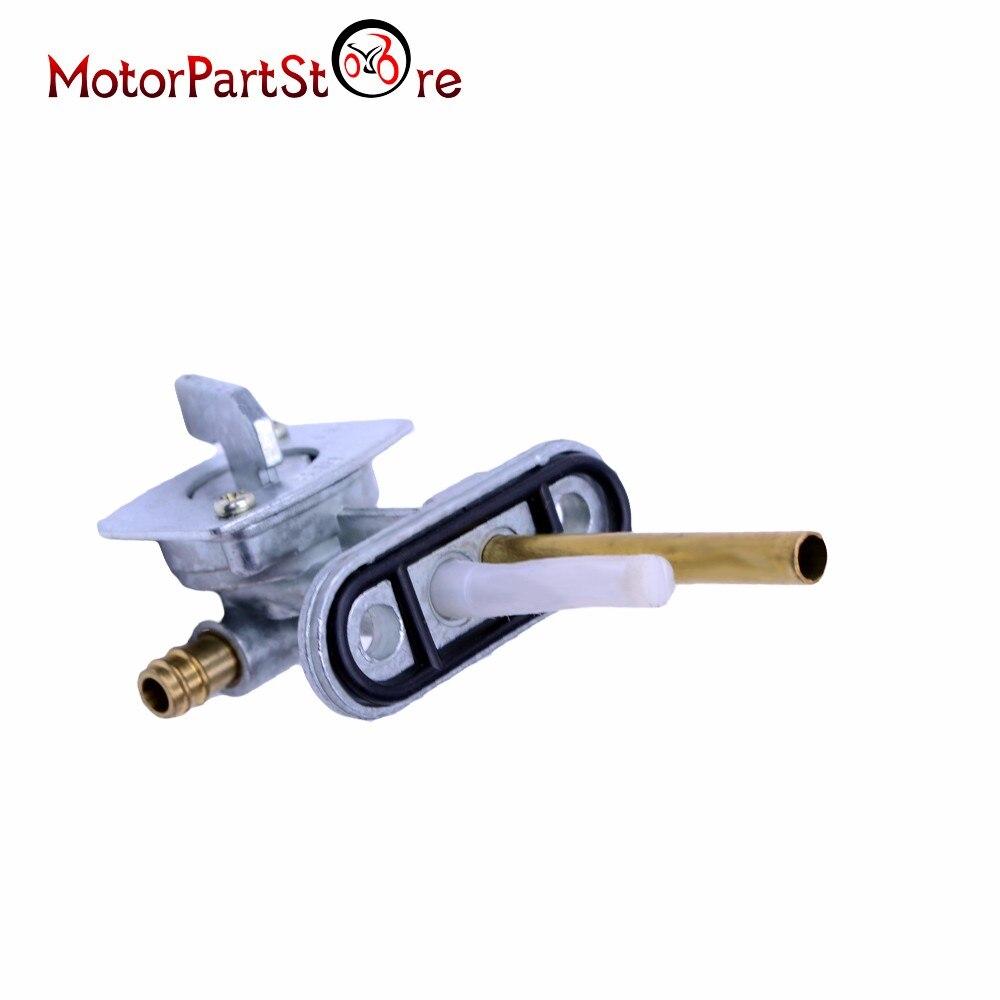 Gas Serbatoio Carburante Petcock Interruttore Valvola di plastica per Suzuki Quadrunner 160 230 250 LT160 LT230 LT250 Quad ATV Motocross Pit Bike Moto $