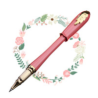 Pimio PS986 Lady Signature Pen Pearl Pen Woman With Pen Gift Box Packaging