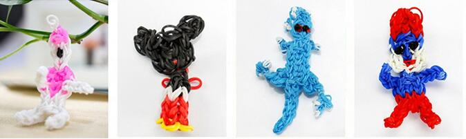 бусина комплект; браслет резиновый; резинкой браслет ткацкий станок; браслет ребенка;