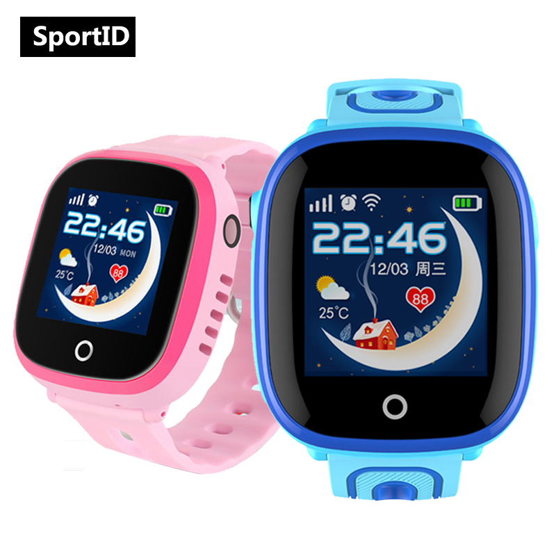 Smart Watch Children GPS Safe Monitor Kid Sport Band DF31G Wristwatch with Camera Support SIM Dial SOS Call Positioning Tracker children s smart watch with gps camera pedometer sos emergency wristwatch sim card smartwatch for ios android support english e