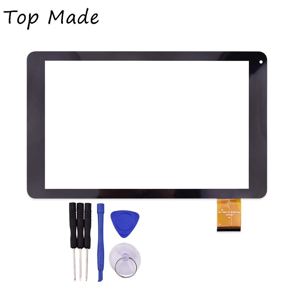 10.1Inch for Digma Plane E10.1 3G PS1010MG Tablet Touch Panel Digitizer Glass Sensor Replacement Free Shipping планшет digma plane 1501m 3g 342978