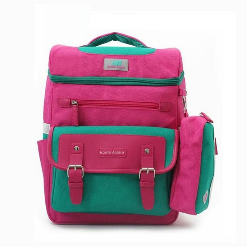 Fashion Children's Backpack Girl Multifunction Large Capacity Schoolbag Primary School Students Girls and Boys School Backpack 400 have 24 colours wholesale korean fashion pu zipper primary and secondary school students backpack 20171201