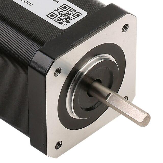 Rtelligent Nema 17 3D silnik drukarki 71kgcm 7.1N.M (100.5oz.in) 4 realizacji silnik krokowy do drukowania ramię robota