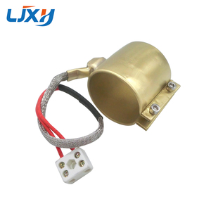 Image 3 - LJXH Heating Element 220V Band Heater Brass 42x40mm/45x30mm/50x50mm 240W/180W/350W for Injection Molding Machine 1PC