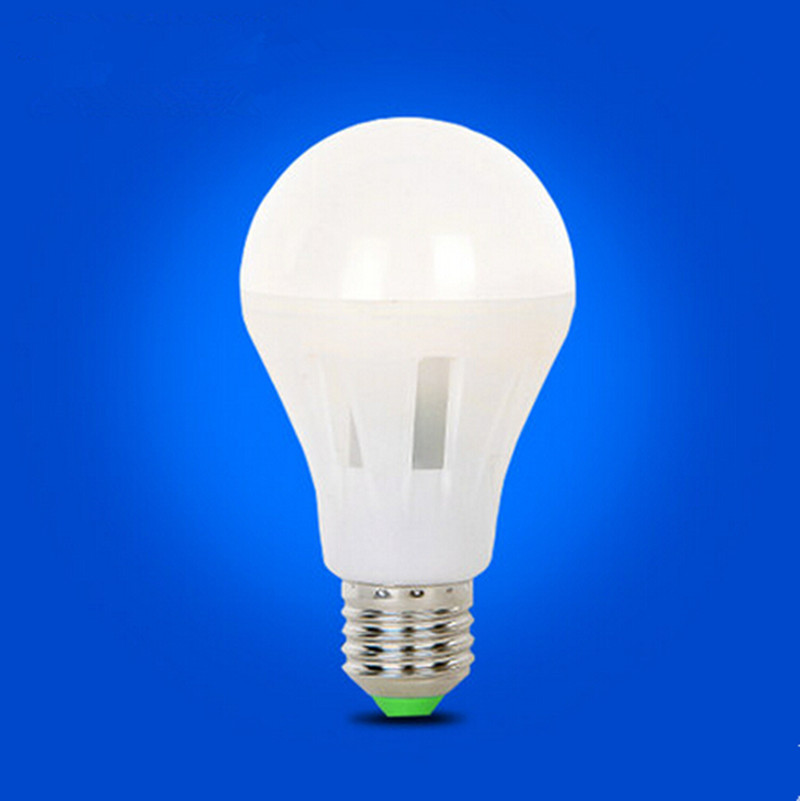 Led Light Bulbs 40w 100 Watt Equivalent A19 Daylight Lights Led Bulb E26 E27 Base Crystal