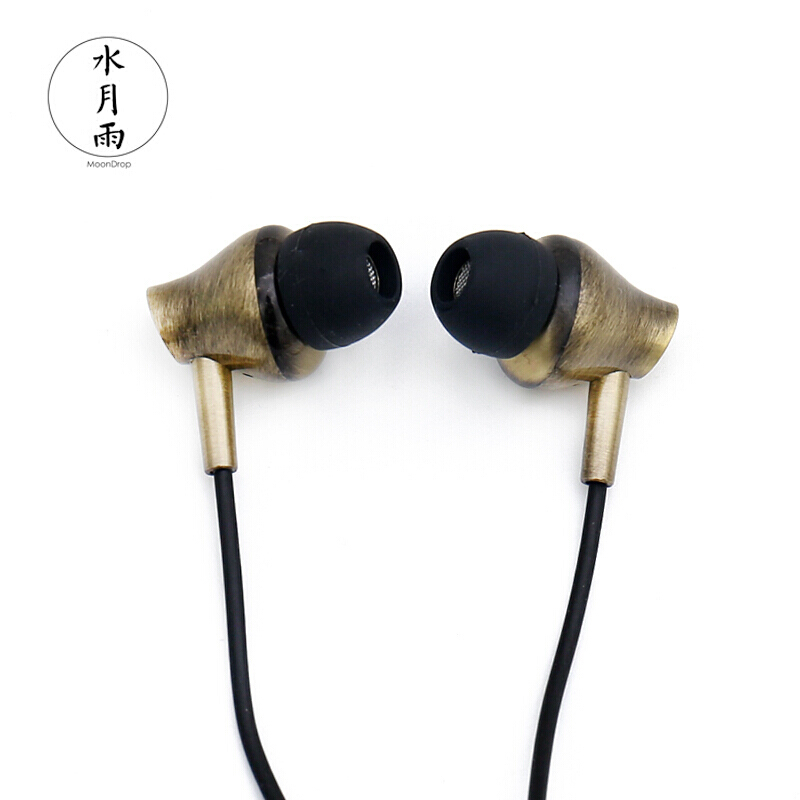 цены Moondrop IX HIFI Dynamic In-Ear Earphone Brass Cavity with 4N Litz OFC cable