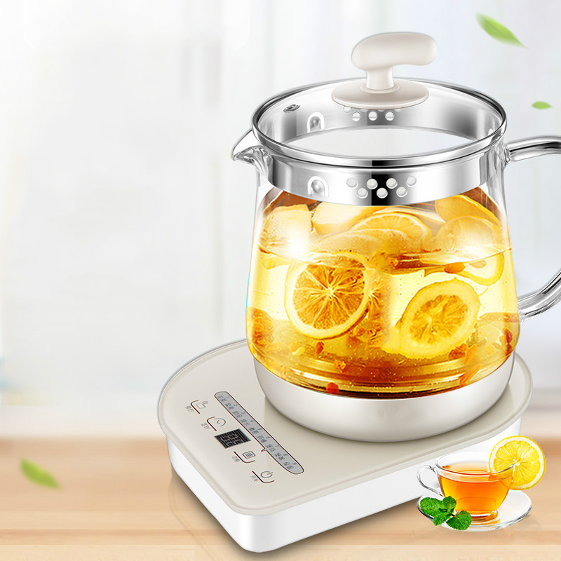 Full automatic multi purpose glass electric kettle  / Tisanes pot /Cooking pots|Electric Kettles| |  -