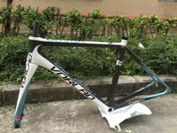 Last Stock Light Weight Cool Price Famous Brand 700c 48cm Full Carbon Road Bike Frame With