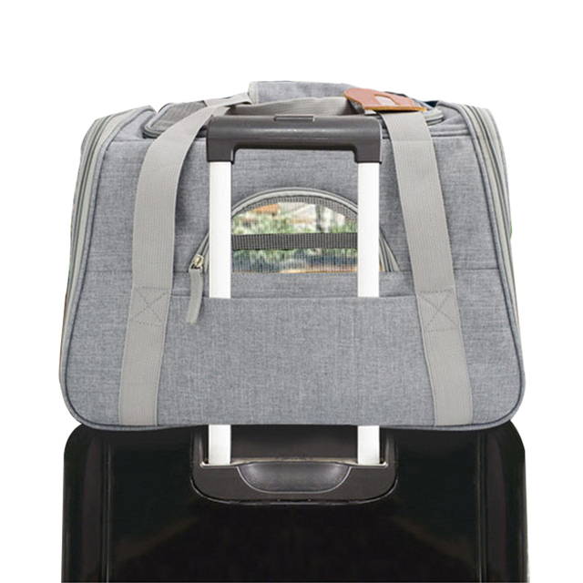 Carrier for Dogs Travel Cat Carrier  Safety Reflective  4
