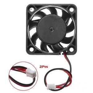Image 2 - 2Pcs 12V Mini Cooling Computer Fan   Small 40mm x 10mm DC Brushless 2 pin 40 x 40 x 10mm
