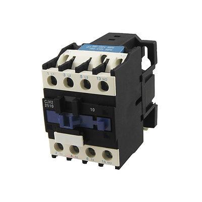 цена на CJX2-2510 25A 3 Poles NO Notor Control Contactor Coil 380 Volts