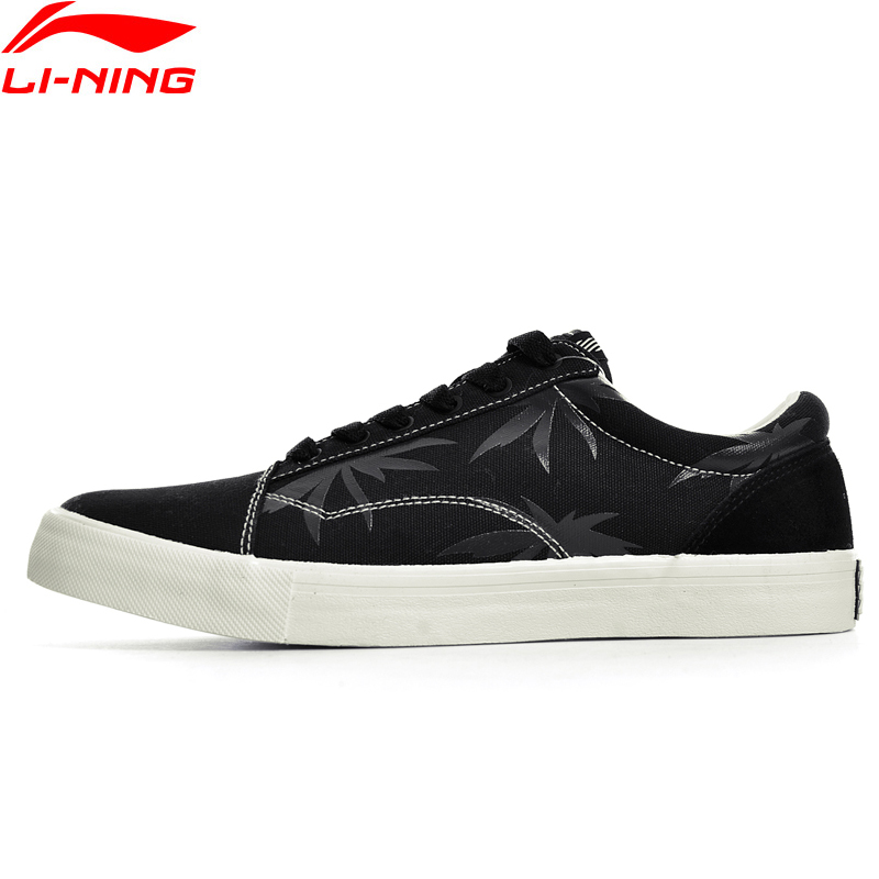 Li-Ning Men Sports Life Lifestyle Shoes Wearable Sneakers Breathable LiNing Li Ning Comfort Sport Shoes GLKN031 YXB169