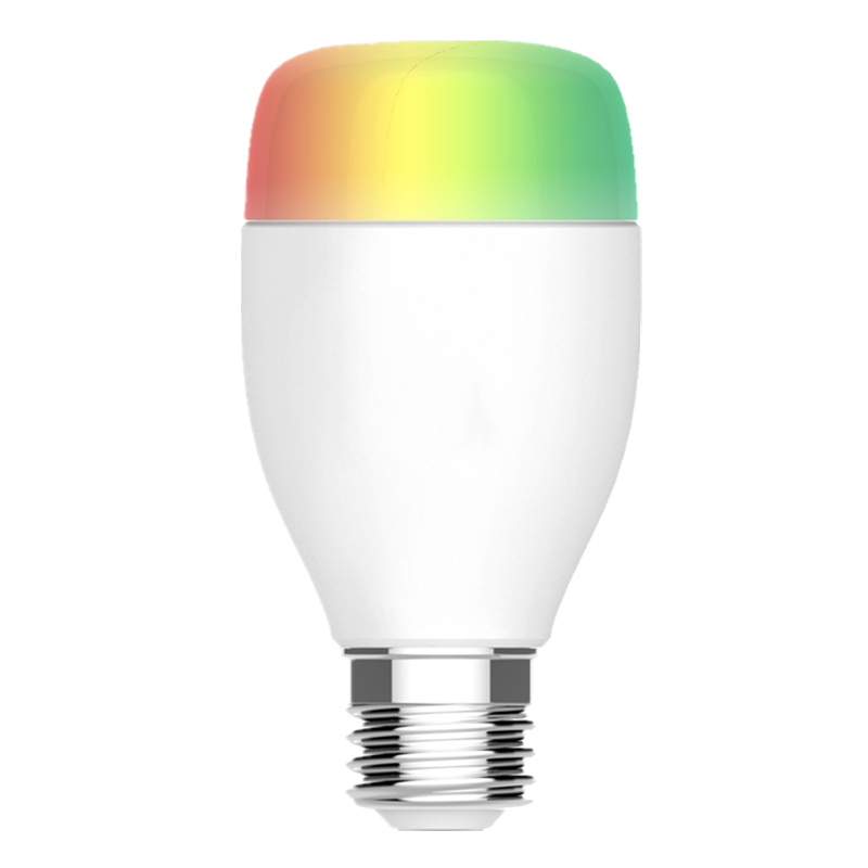 CSS MXQ Smart WIFI bulb regulates lamp brightness and color with timing function ...