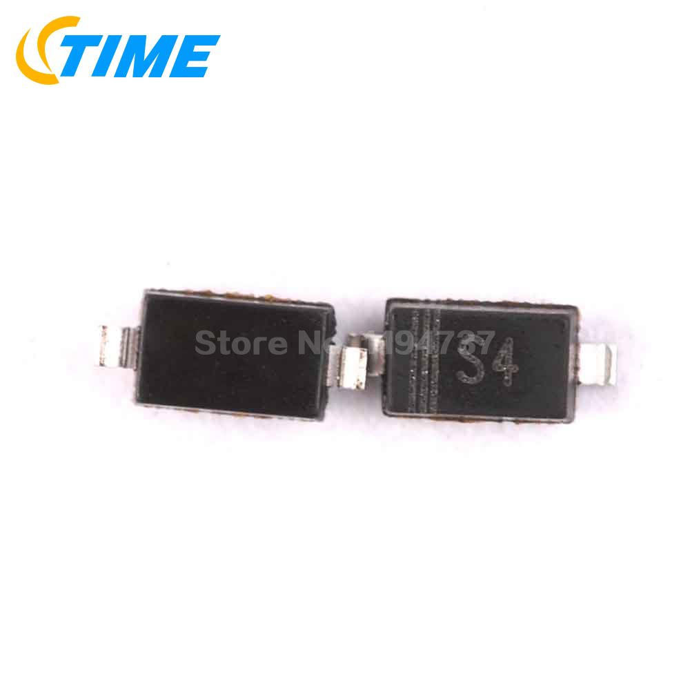 New Mbr0520 Sod323 Silk Screen B2 Schottky Diode Output 20v 05a Diodes Rectifiers Mounted On A Printed Circuit Boards For 50pcs B5819ws 1a 40v 1n5819 Smd Sod 123 Small Size S4