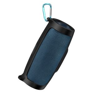 Image 4 - Silicone Case Cover Skin With Strap Carabiner for JBL Charge 4 Portable Wireless Bluetooth Speaker