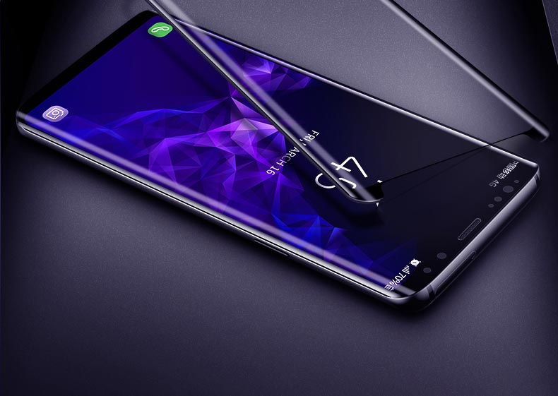 Artisome Tempered Glass For Samsung Galaxy S8 Glass 3D Curved Edge Glass Film For Samsung Galaxy S9 S8 Plus Screen Protector (20)