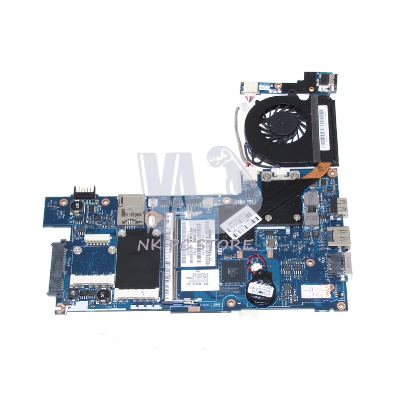 581078-001 KBV00 LA-5221P Main Board For HP Probook 5310M Laptop motherboard DDR3 with P9300 2.26GHz CPU 815248 501 main board for hp 15 ac 15 ac505tu sr29h laptop motherboard abq52 la c811p uma celeron n3050 cpu 1 6 ghz ddr3