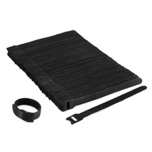 Home T-type Cable Tie Cable Storage Cable Tie Black Household Improvement Wiring Accessories 50PCS ace mccloud household hacks 150 do it yourself home improvement diy household tips that save time money