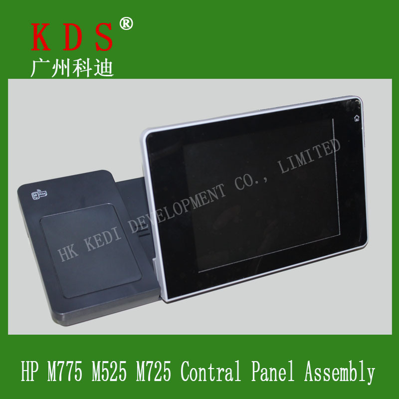 CD644-60114 LCD Control Panel for hp Laserjet M525 M725 M775 Touch Screen