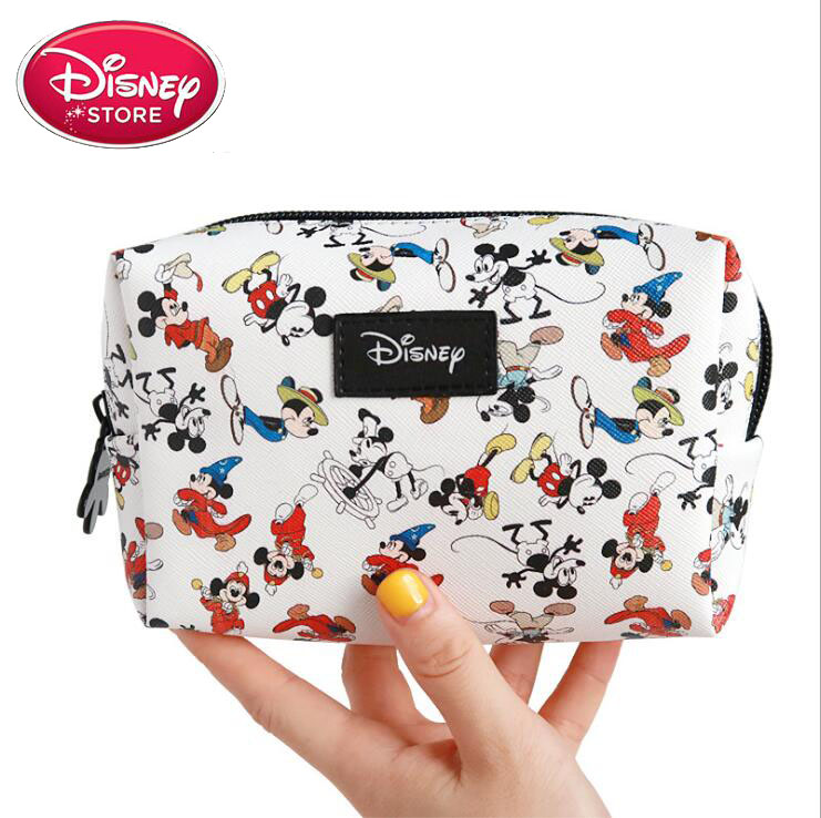 Nappy Changing Diaper Bags Disney Mummy Bag Minnie Mickey Woman Bag Multi-function Storage Wallet Purse Bag For Girls Sale Overall Discount 50-70%