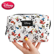 Disney Mummy Bag Minnie Mickey Woman Multi-Function Storage Wallet Purse For Girls