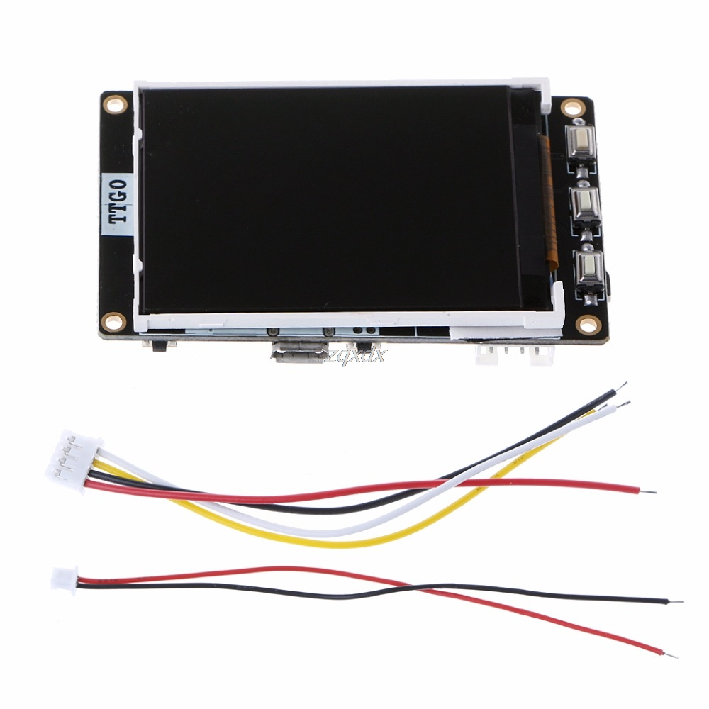 US $17 87 28% OFF|ESP32 LCD Screen Board for BTC Price Ticker Program 4 MB  SPI Flash 4 MB Psram Whosale&Dropship-in Screens from Consumer Electronics