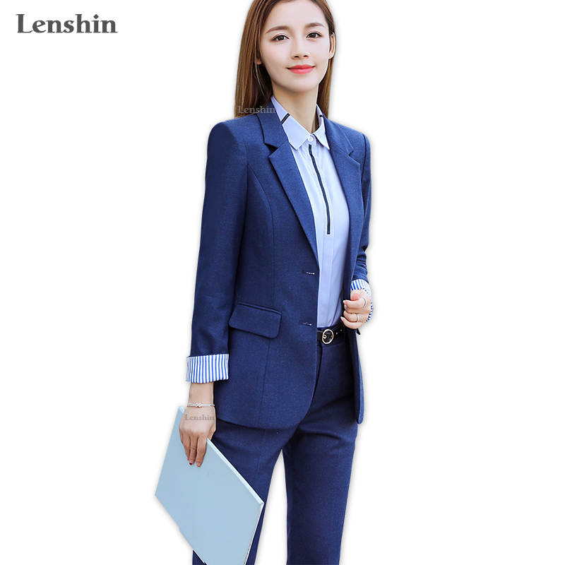 Blazers Back To Search Resultswomen's Clothing Women Blazer Work Blue Plus Size Slim Fit Female Blazer And Jackets White 4xl Fashion Single Button Ol Style Office Suits Ma119 Professional Design