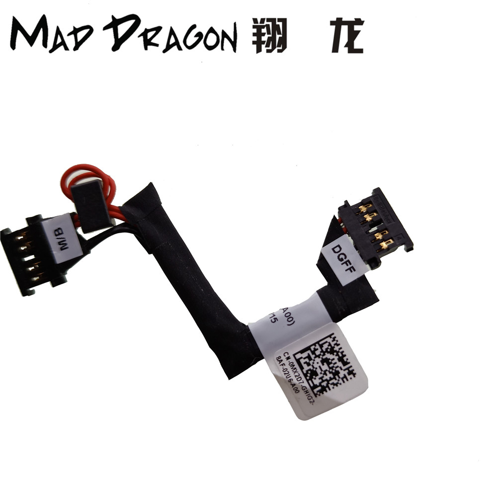 MAD DRAGON Brand new Laptop Graphics card DGFF Cable For Dell Precision 7530 M7530 DAP10 DGFF Cable 0MX2D7 0MX2D7 DC02002ZN00 image