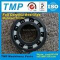 7018CE Cojinete de Cerámica Completo (90x140x24mm) material Si3N4 Cojinete de Bolas de Contacto Angular de silicio material de nitruro de