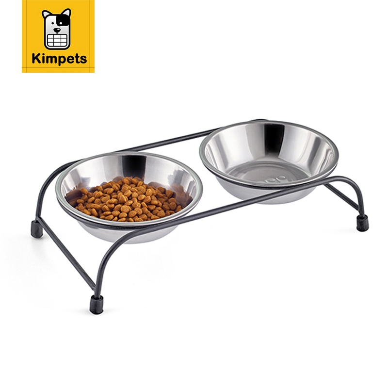 KIMHOME PET Dog Feeders Stainless Steel s