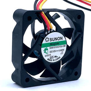 Sunon 40mm Fan Cooling-Fan Tv-Case 4010 HA40101V4-D13U-C99 Axial Silent DC12V Quiet New