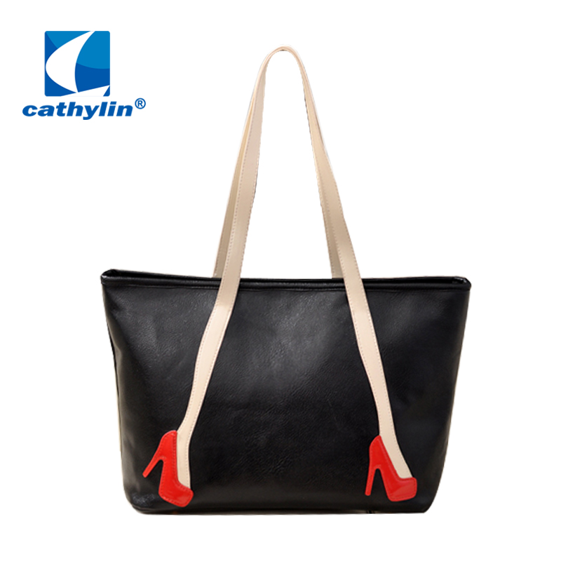 034787d52c17 2015 Brand new handbags Fashion Beauty Legs Casual Shoulder Totes Bags Best  Selling Buy Women Designer Leather Handbags Online-in Shoulder Bags from  Luggage ...