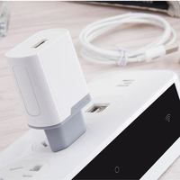 EU 3A Universal USB Charger Portable Travel Wall Fast Charger Adapter Phone Charger Usb 3 0