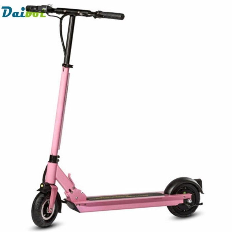 Daibot A1 F1 F3 F5 F5S Pieghevole elettrico skateboard 8 Pollice bicicletta pieghevole Electirc Scooter Hoverboard E-Scooter Calcio Scooter