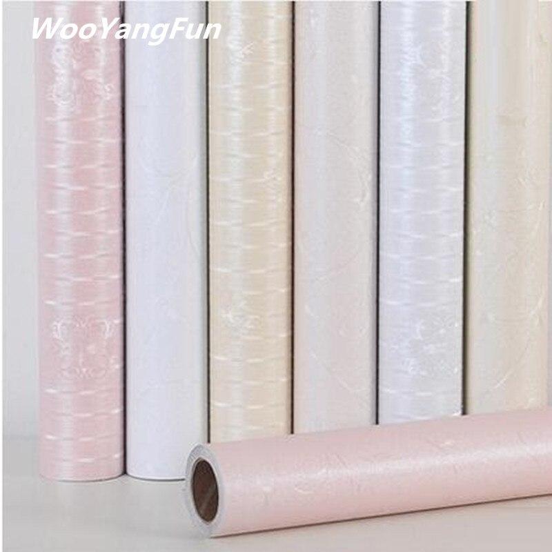 60cmx5m new diy self adhesive wallpaper roll for furniture for Self adhesive bathroom wallpaper