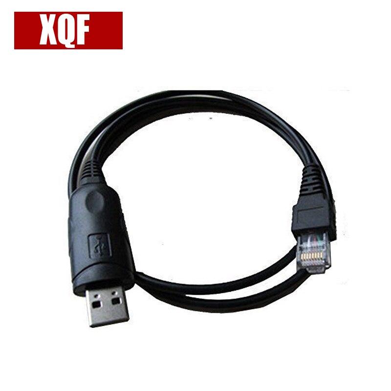 XQF USB Programming Cable For HYT Mobile Radio TM-600 TM-610 TM-800 TM-800M TR-800 Radio