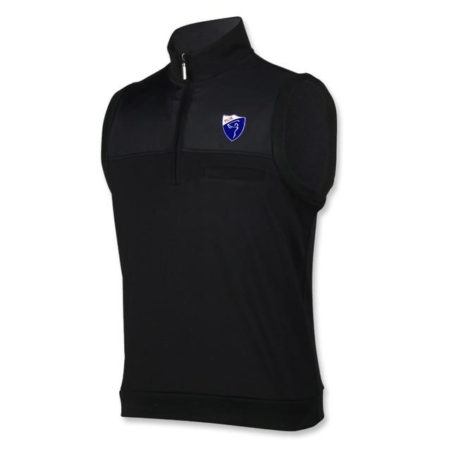 PGM Гольф Костюмы Для мужчин жилет Гольф одежда terrythick ветрозащитный зимний теплый Гольф куртка для Для мужчин жилет спортивной мужской верхней одежды