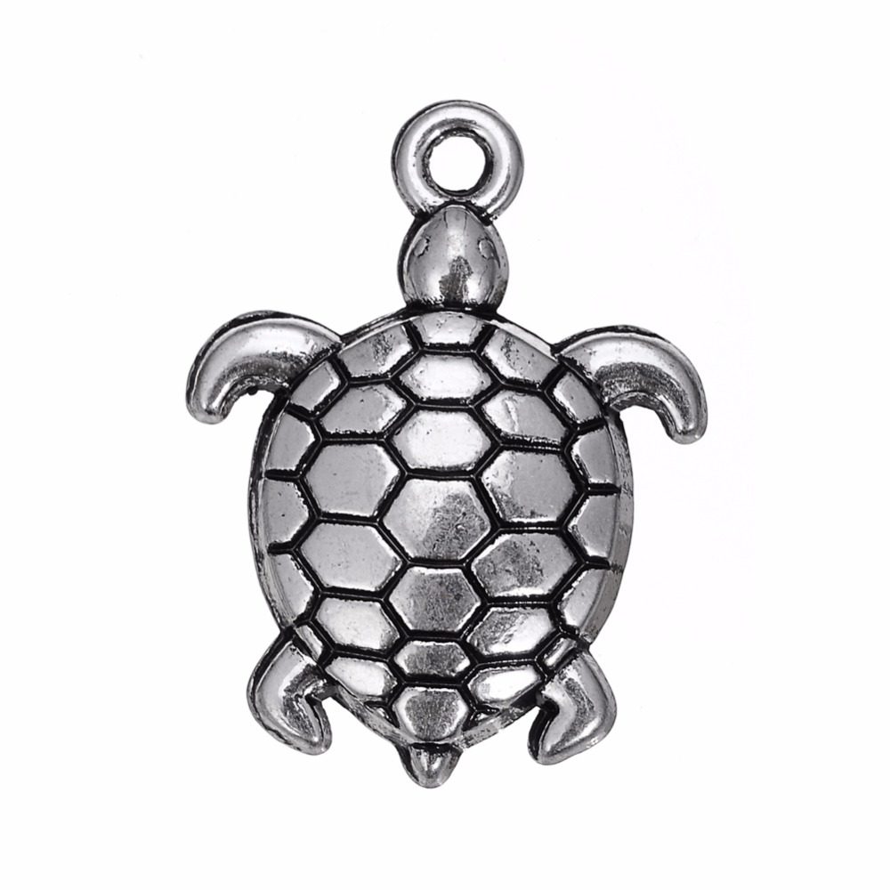 turtle charm product grey beachn bold crackled black sea bracelet glass img
