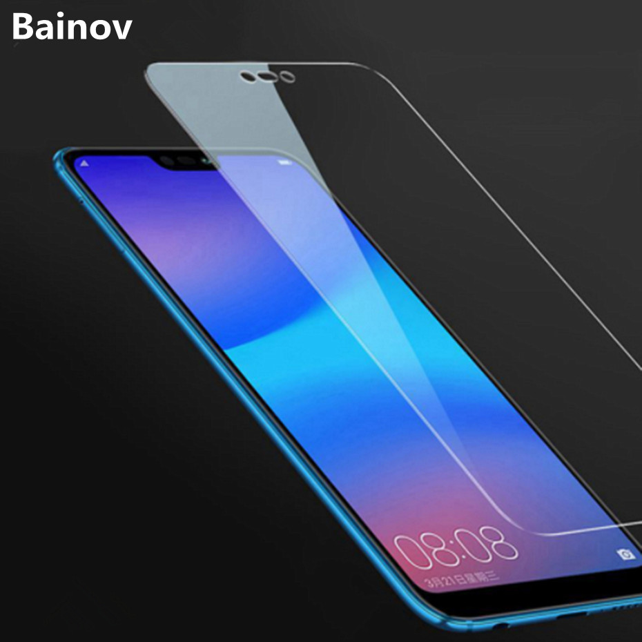 Tempered Glass For Huawei P20 Lite P8 P9 Lite 2016 2017 Screen Protector For Honor 9 Lite 7 7A 7X 7C 6A 10 Protective Glass Film