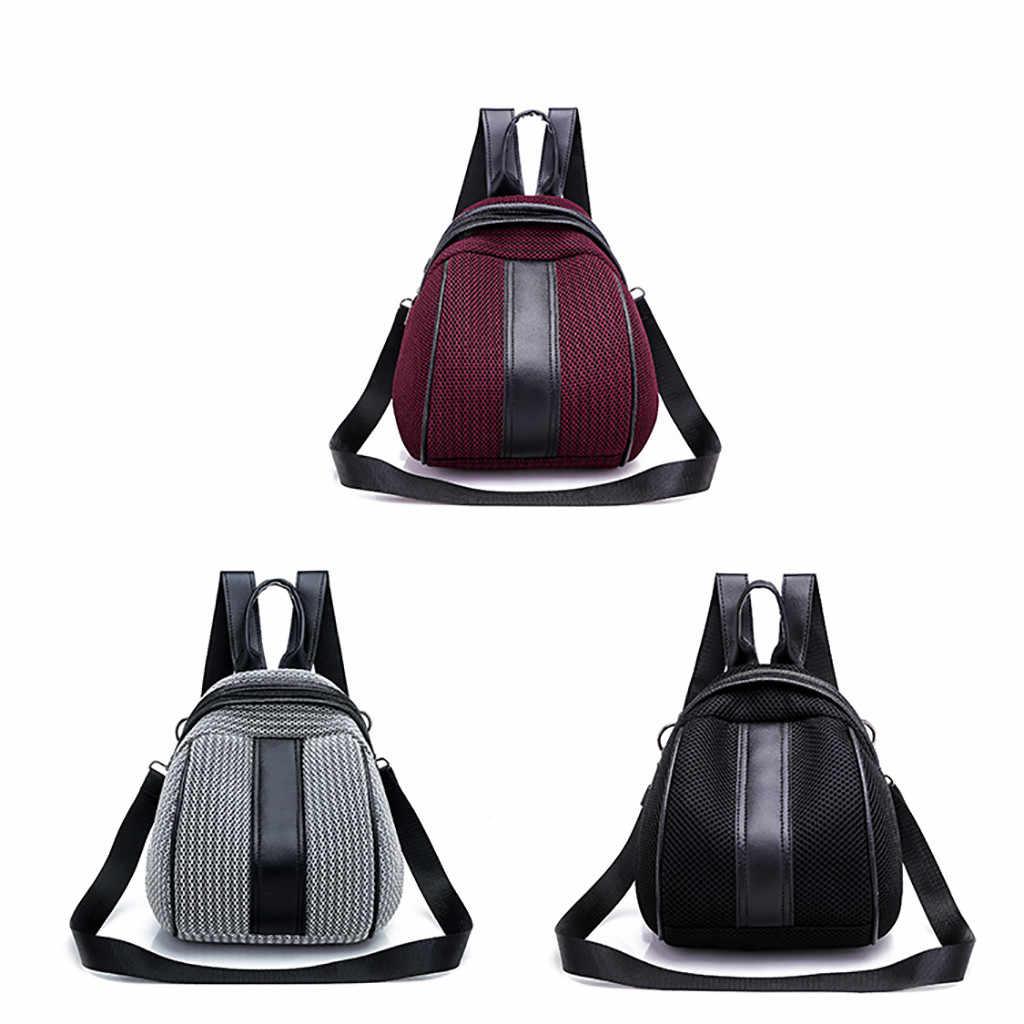 Correspondant sauvage mode loisirs voyage sac à dos sac design sport entraînement sac à bandoulière zipper sac d'alpinisme J10