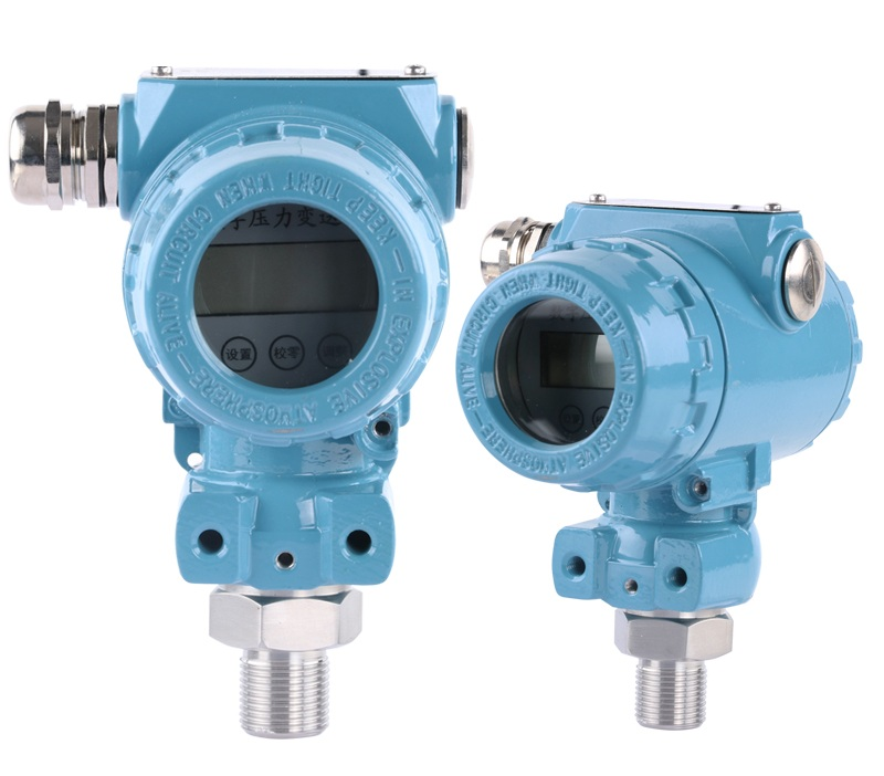 Intelligent Imported Diffusion Silicon Pressure Transmitter 4 20ma High Accuracy