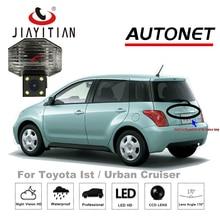 Câmera Traseira Para Toyota ist JiaYiTian/Scion xA xD/Urban Cruiser XP60 XP110 CCD de Visão Noturna câmera Reversa câmara de Estacionamento de backup