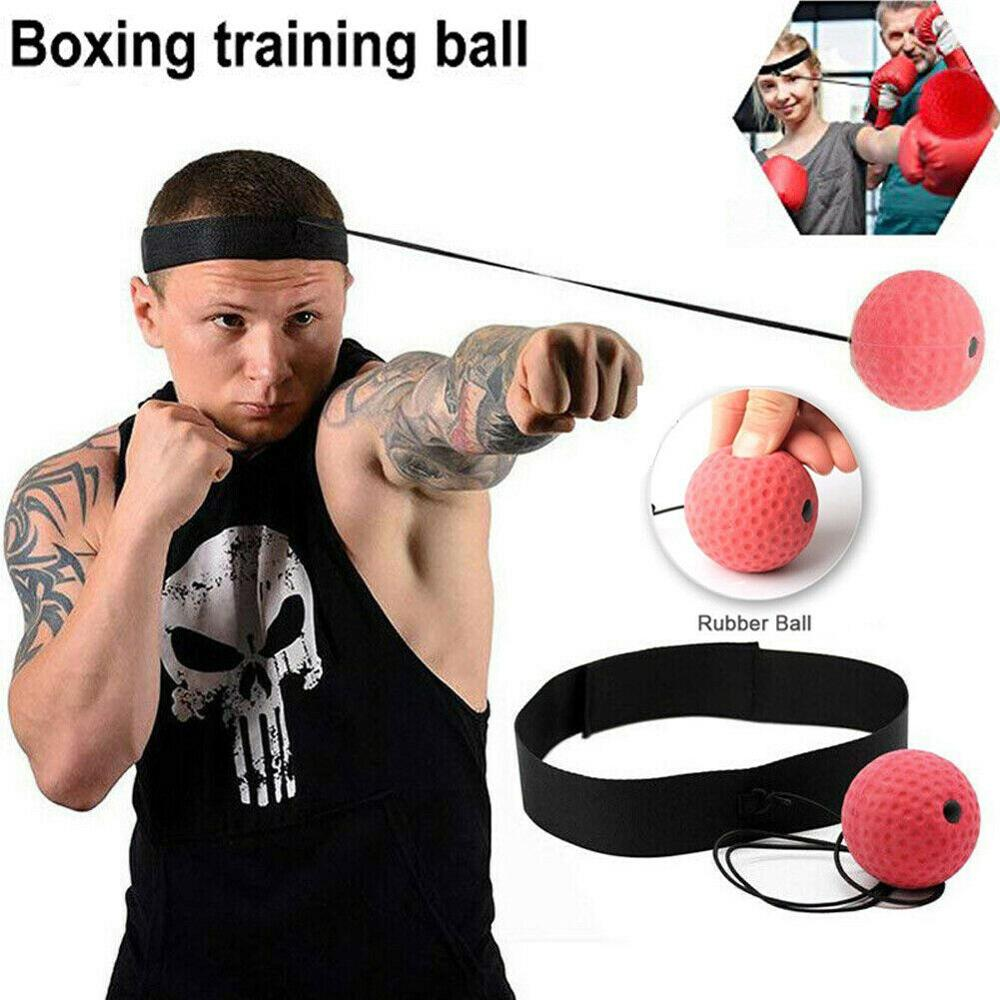 New Fight Box Boxing Fight Speed Ball Speedball Reflex Speed Training Boxing Punch Muay Thai Exercise Equipment Dropshipping 25