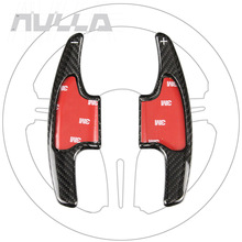 Carbon Fiber Shift Paddle Voor Honda Vezel Fit Jazz 2017 2018 Stuurwiel Peddels Shifters Auto Styling