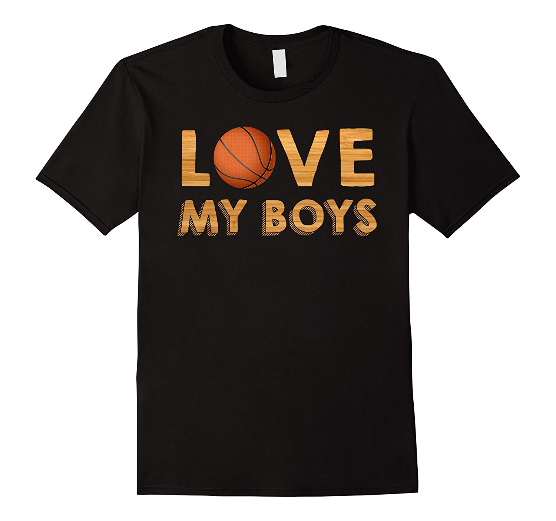 Love My Обувь для мальчиков Баскетболисту для будущих мам Бейсбол мама футболка с принтом Летний стиль Футболки для девочек мужской HARAJUKU Топ Ф...