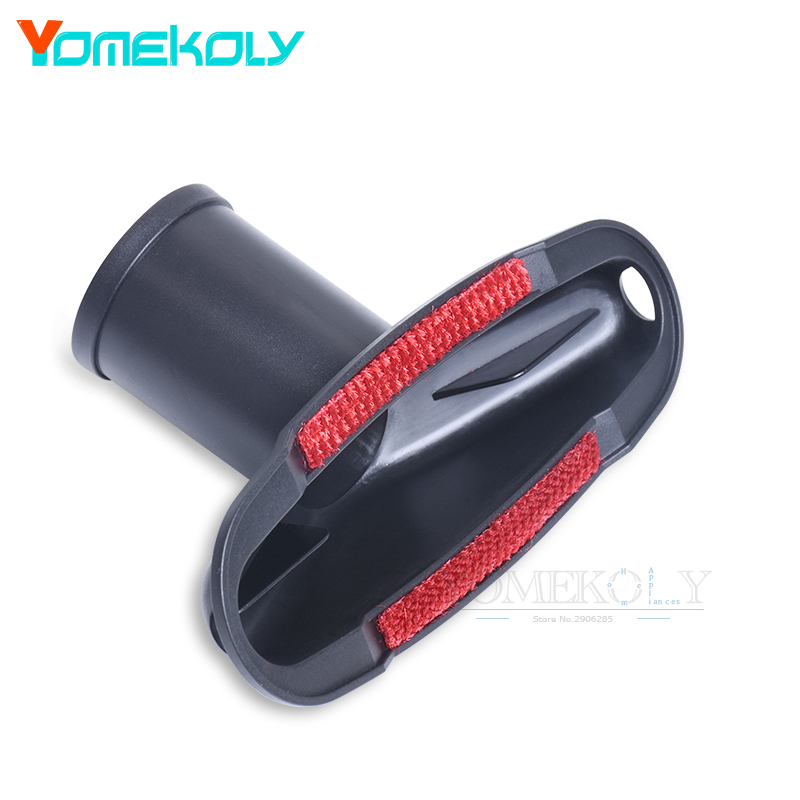 1PC Vacuum Cleaner Brush Head 32mm Brush Nozzle Head Sofa Curtain Bed Upholstery Mattress Cleaning Tool Vacuum Cleaner Parts