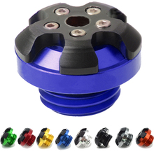 m20*2.5 motorcycle magnetic Engine Oil Cap For YAMAHA T-MAX530 2012 2013 2014 2015