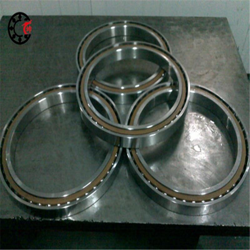 160mm diameter Angular contact ball bearing,3932M-2KDCM 160mmX220mmX45mm Brass cage ABEC-1 Machine tool