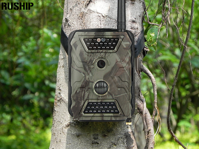 Hunting Camera S680M 12MP HD1080P 940NM 2.0″ LCD Trail Camera With MMS GPRS SMTP FTP GSM Trail Hunt Game Hunting Camera