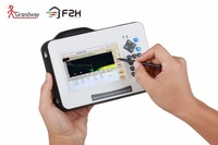 Grandway F2H Mini OTDR Fiber Optic , 35/33dB, 1310/1550nm, built in VFL , power meter, 5 inch Touch Screen, with Carrying Bag